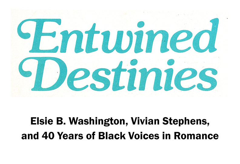 Entwined Destinies- Exhibit title card