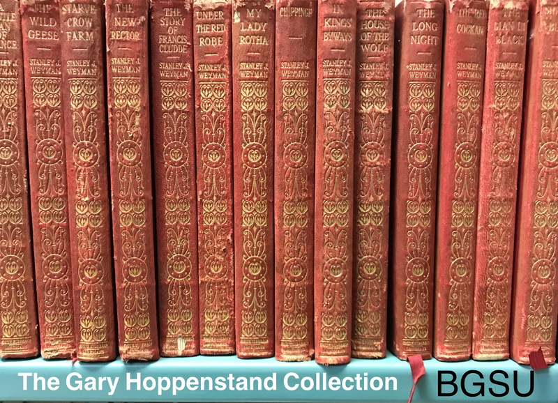 Gary Hoppenstand/BGSU title card