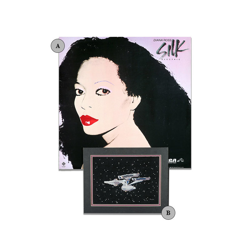 Diana Ross and the Enterprise