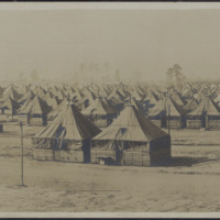 146th Infantry, 37th Infantry Division headquarters at Camp Sheridan