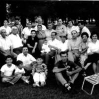 Muslim community picnic, Toledo, Ohio