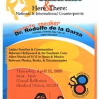 11th Annual Latino Issues Conference Poster