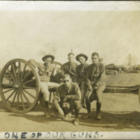 """One of Our Guns"""