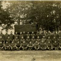"""1st Washn Field Hospital Company (Camp Murray) Aug 1917"""