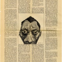 "Review of Jame Baldwin's <em>Just Above My Head </em>in ""The New York Review of Books""<em><br /></em>"