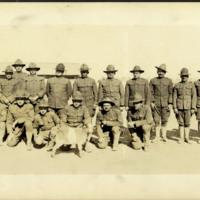 """""""Co-M, 2nd Ohio, El Paso - Texas - 1916"""""""