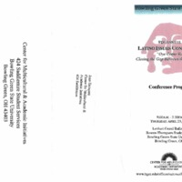 Eighth Annual Latino Issues Conference Paper Program