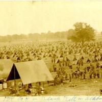 """""""1918 Co. H in Black Belt in Alabama near Montgomery"""""""