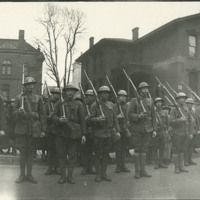 """""""Company G, Just Back from France in Toledo, April 15, 1919"""""""