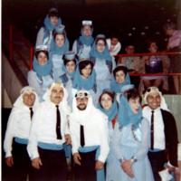 Muslim dance group at Toledo International Festival