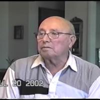 Abraham Honigman video oral history interview