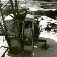 Construction of the Jerome Library