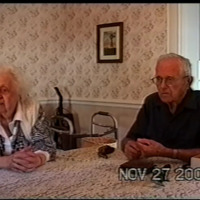 Carl and Helen Greber video oral history interview