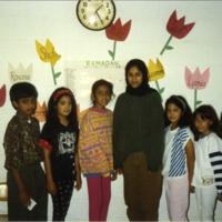 Children at Islamic Center of Greater Toledo Sunday School