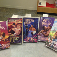 Books by Beverly Jenkins