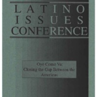 The Eighth Annual Latino Issues Conference Program