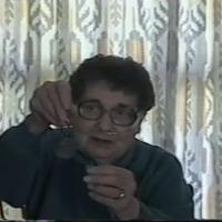 Leona Metti video oral history interview