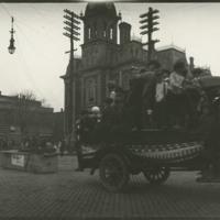 """The Premature Peace Celebration Nov. 7 1918"""