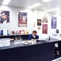 Browne Popular Culture Library reference desk
