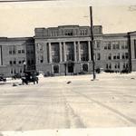 University Hall in Winter - 1926