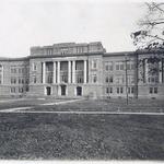 University Hall in 1916