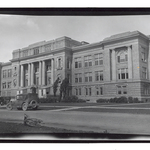 University Hall in the 1920's