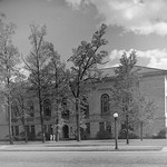 Old Library/McFall Center