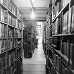 Stacks in Old Library