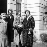 BGSU librarians, 1929