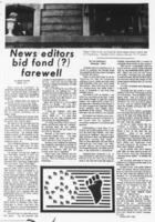 """""""News editors bid fond (?) farewell"""""""