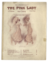 Pink lady. By the Saskatchewan;By the Saskatchewan / words by C.M.S. McLellan music by Ivan Caryll
