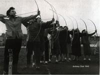 Archery Club, 1949