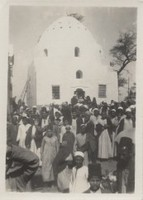 A Sheikh's Tomb, Fayoum