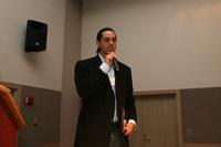 Professor Rubén Viramontez Anguiano at 17th Latino/a/x/ Issues Conference