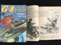 Popular Publications editions of G-8 and His Battle Aces by Robert J. Hogan