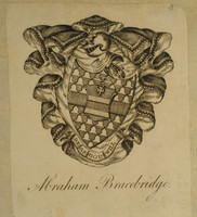 Abraham Bracebridge Bookplate