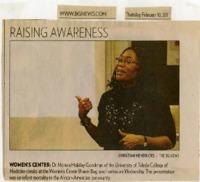 """Raising Awareness"""