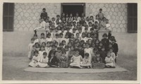 Students of the Fayoum Girls' School