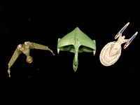 Star Trek Keepsake Ornaments