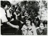 Seven Sisters Sorority, 1923