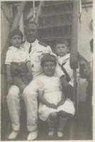 Pannonia Captain with Children