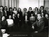Association of Women Students, 1947