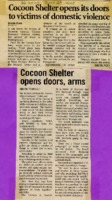 """""""Cocoon Shelter opens its doors to victims of domestic violence"""""""