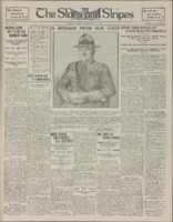 "First issue of ""The Stars and Stripes,"" February 8, 1918"