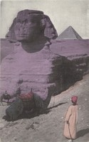 Great Sphinx Postcard