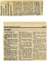 """Women's Center Celebrates Anniversary"""