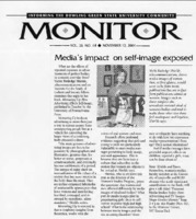 """Media's impact on self-image exposed"""