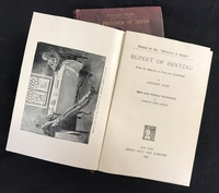 The Prisoner of Zenda (1894) and sequel Rupert of Hentzau (1898) by Anthony Hope