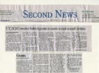 """UT, BGSU receive federal grants to assist sexual-assault victims"""