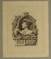 Marchioness of Londonderry Bookplate